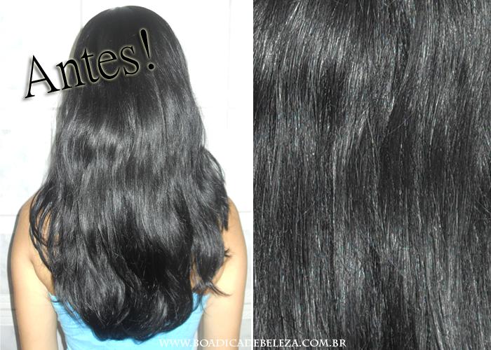 cabelos pretos